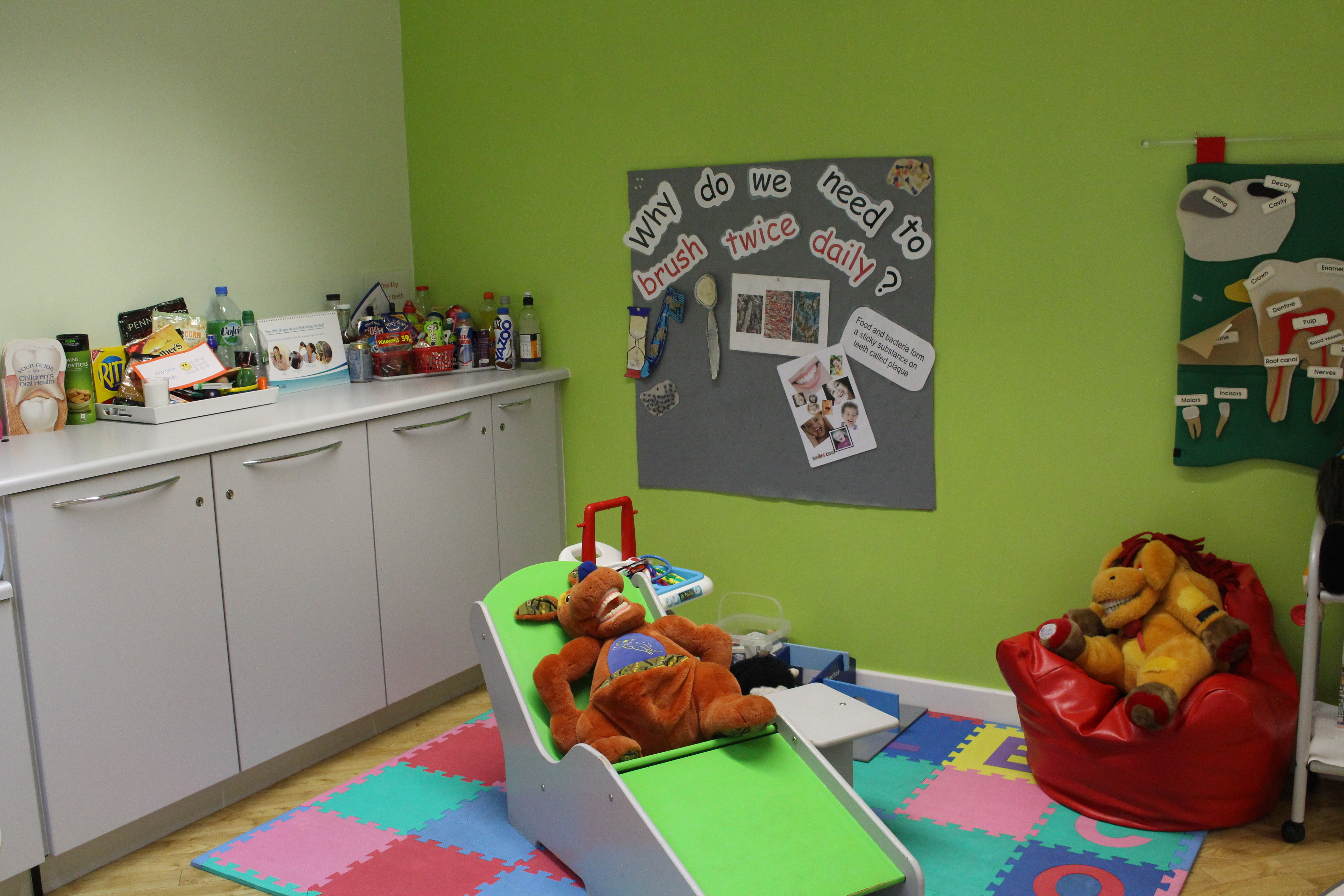 Smilescool Play Area